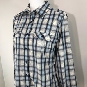 The North Face Button Down Shirt - Size Large